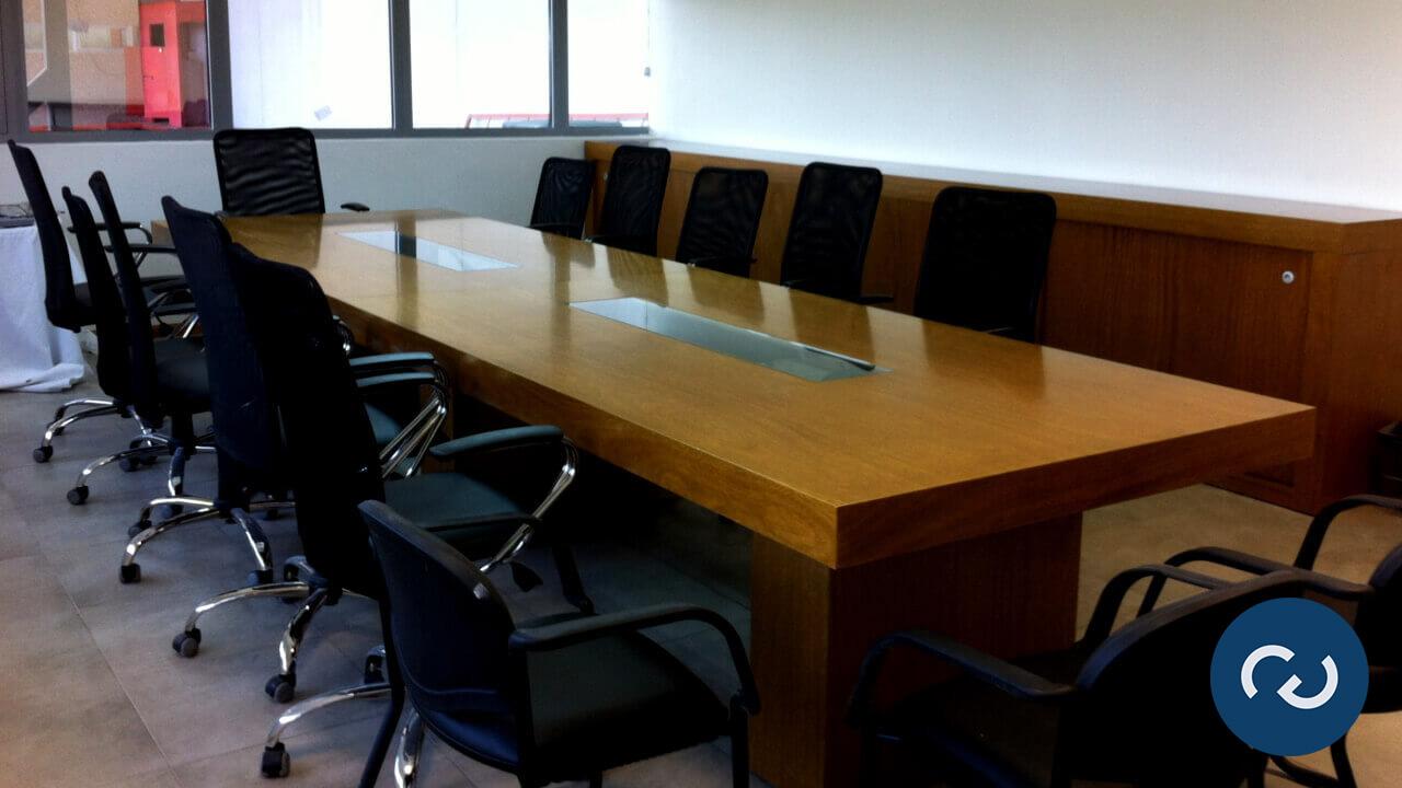 Oficina Carlos Di Forte Muebles # Muebles Baigorri